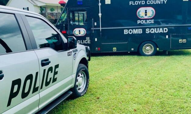 Polk police respond to wounded man, find explosives at residence