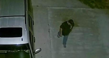 FLoyd COunty Police Searching for theft Suspect