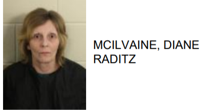 Rome Woman Found with Large Amount of Meth