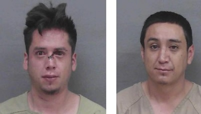 CAlhoun Brothers Arrested, Threatens Officers