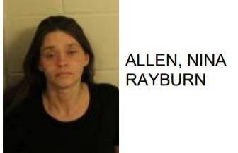 Cartersville Woman Found with Drugs After Shoplifting at Walmart