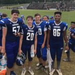 Ashworth Middle Claims First Middle School Football Championship