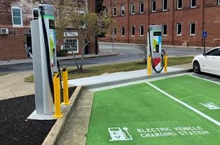 Georgia Power helps fill electric vehicle charging gap in Rome