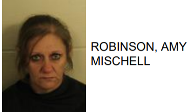 Summerville Woman Found with Drugs at Rome Drug Store
