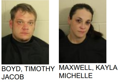 Rome Couple Jailed After Altercation with Deputies