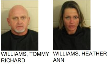 Bartow County Couple Jailed for Trafficking Meth in Rome