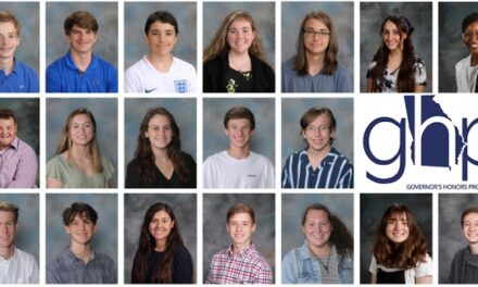 16 Floyd County Sophomores and Juniors Move Forward in Governor's Honors Selection Process