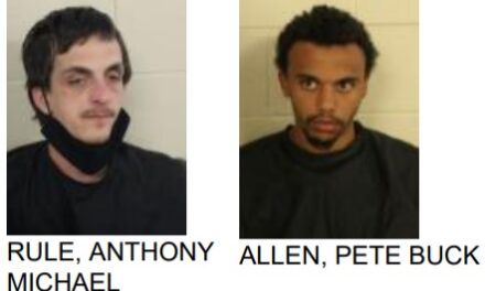 Men Arrested AFter Fight at Woman's Home