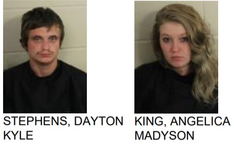 Floyd County Police Find Drugs During Traffic Stop