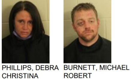 Two arrested on Drug Charge After High Speed Chase in Cave Spring