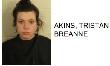 Lindale woman Jailed After Stealing Car