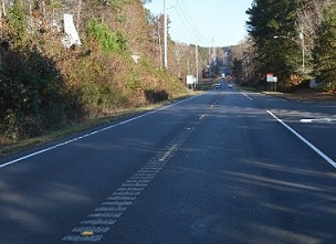 Northwest Georgia Awarded Federal Money for Rumble Strips to Improve Road Safety
