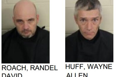 Rome Police Arrest Men Sitting Outside Hardees with Drugs