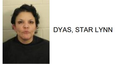 Dallas Woman Takes Meth Inside Floyd County Jail