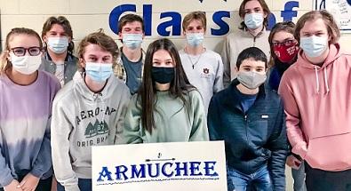 Armuchee High Wins Floyd County Schools Academic Decathlon