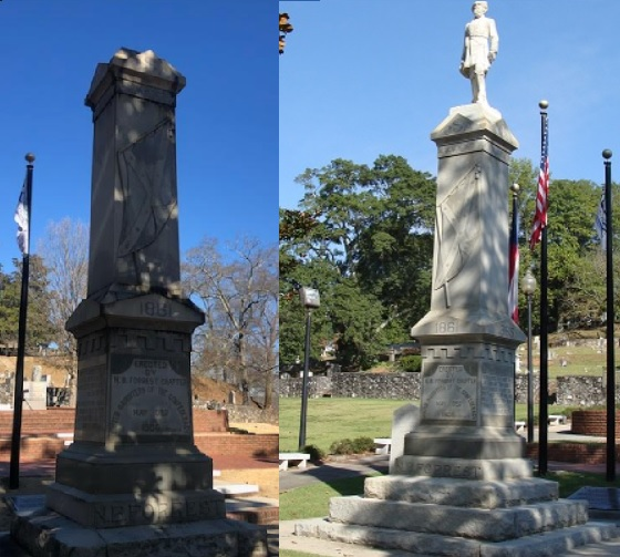 Nathan Bedford Forrest Statue Removed from Myrtle Hill Cemetery