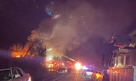 rockmart's Pizza Farm a total Loss After Fire