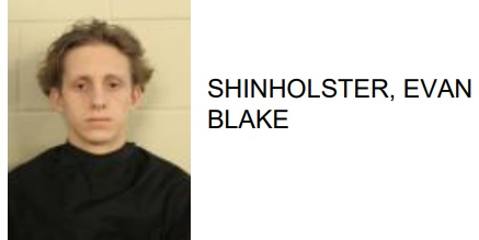 Rome Teen Found with Alcohol and Drugs