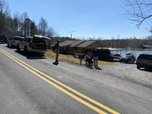 Sheriff and GBI Investigating Shooting Death on Self Lake Road