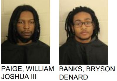 Atlanta Men Arrested in Rome on Drug and Gun Charges