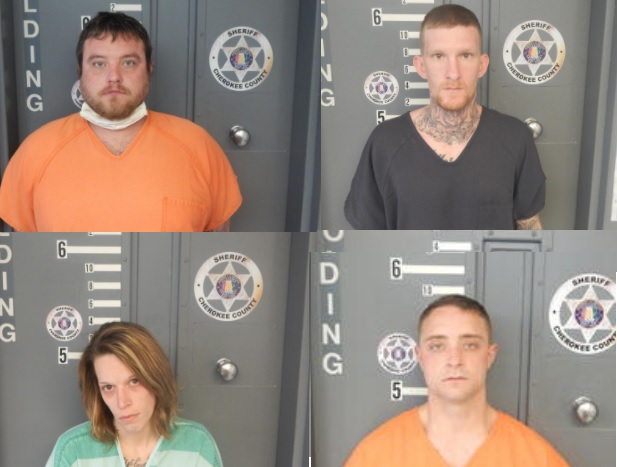 Four Charged in Jail Contraband Scheme