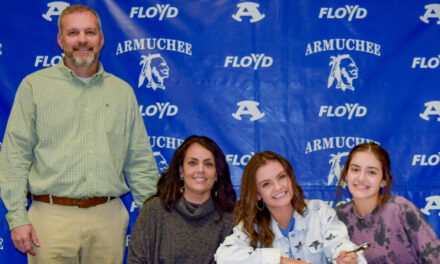 Numerous Armuchee Cheerleaders Advance to NExt Level