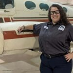 GNTC Aviation Maintenance Technology student awarded scholarship from Women in Aviation International