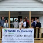 Habitat celebrates 57th Home Dedication in South Rome