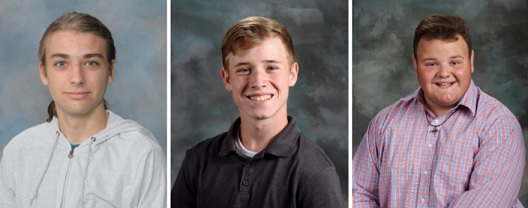 Three Floyd County Students Named Finalists for the 2021 Governor's Honors Program