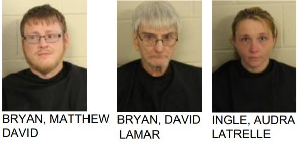 Three Arrested for Trying to Conceal Dead body