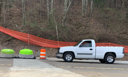 Lane Closures Continue on Taylor Ridge Next Week
