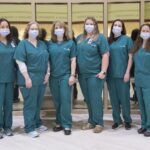 Surgical Services Team Members Recognized with Service Standard Award