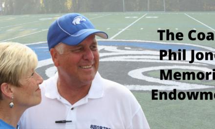 Shorter University Establishes Endowment in Memory of Coach Phil Jones