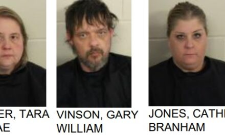 Lindale REsidents Found With Drugs at Booger hollow home