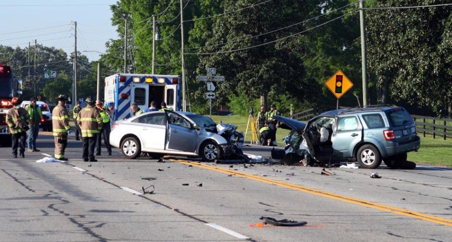 Two Dead After Crash in Front of Berry College Thursday