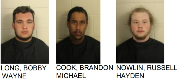 Flat Tire Leads to Drug Arrest in Rome