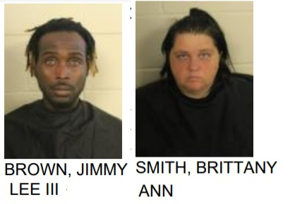 Two Arrested on Gun and Drug Charges at Relax Inn
