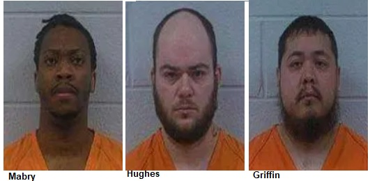 Three Polk County Men Charged with NEarly 100 Counts of Child SEx Crimes