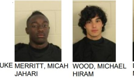 Rome Teens charged with destruction of model High School