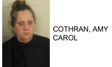 Lindale Woman Jailed for Harboring Fugitive