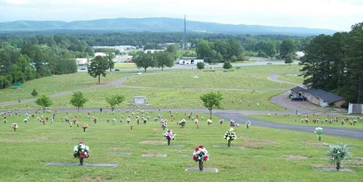 Floyd County cemeteries hit with $300,000 in fines from Georgia Secretary of State's office