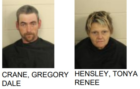 Gaylesville couple found selling meth in Rome