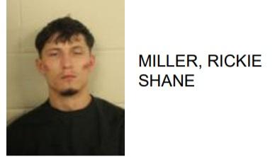 Taylorsville Man Found with Stolen Bank Card, REsist Arrest