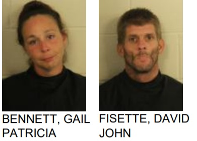 Rome Couple Found Abusing Dogs and SMoking Meth at Heritage Park