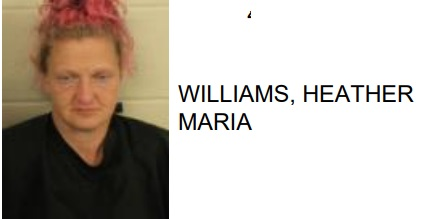 K9 Sniff Leads to Arrest of Rome Woman on Drug Charges
