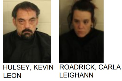Rome Couple Arrested After Running from Police, Found with Drugs