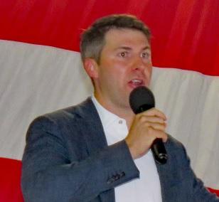ROme resident Luke Martin Announces Candidacy for Senate