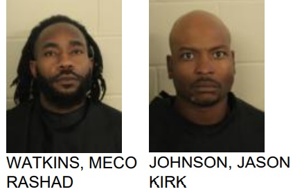 Rome Men Found with Drugs and Gun at New Floyd County Club