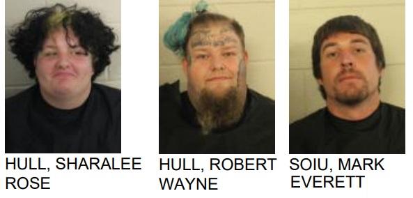 ROme Metro Drug Task Force Arrest Three for DRug Trafficking