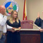 Investigator Jamie Chatman Named New Leesburg Police Chief